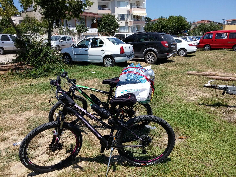 İğneada bisiklet