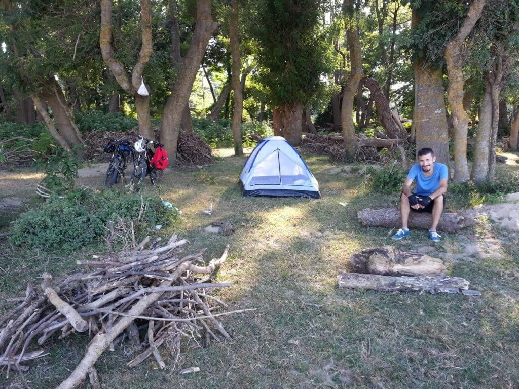 İğneada kamp