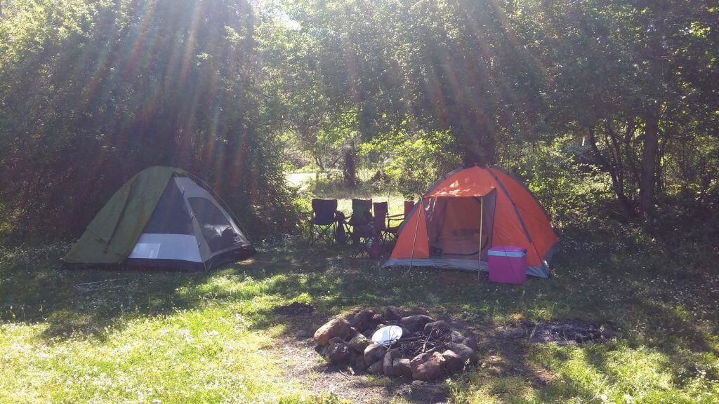 Erikli Yaylası Kamp Yerimiz