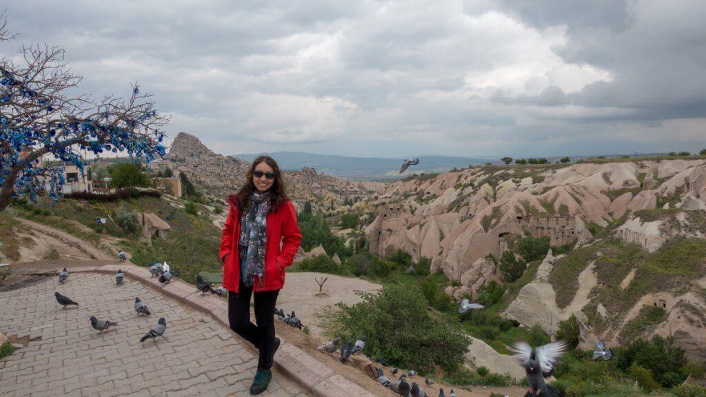 Güvercinlik Vadisi Kapadokya