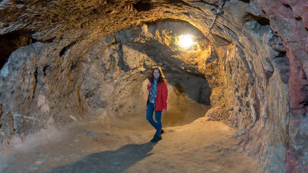 Derinkuyu Yeraltı Şehri Kapadokya