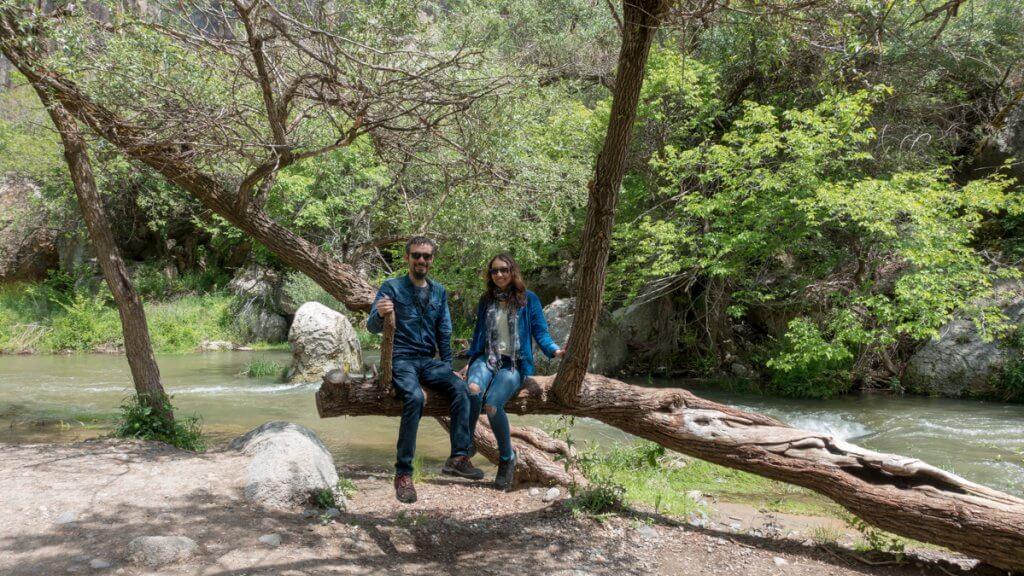 Ihlara Vadisi Kapadokya
