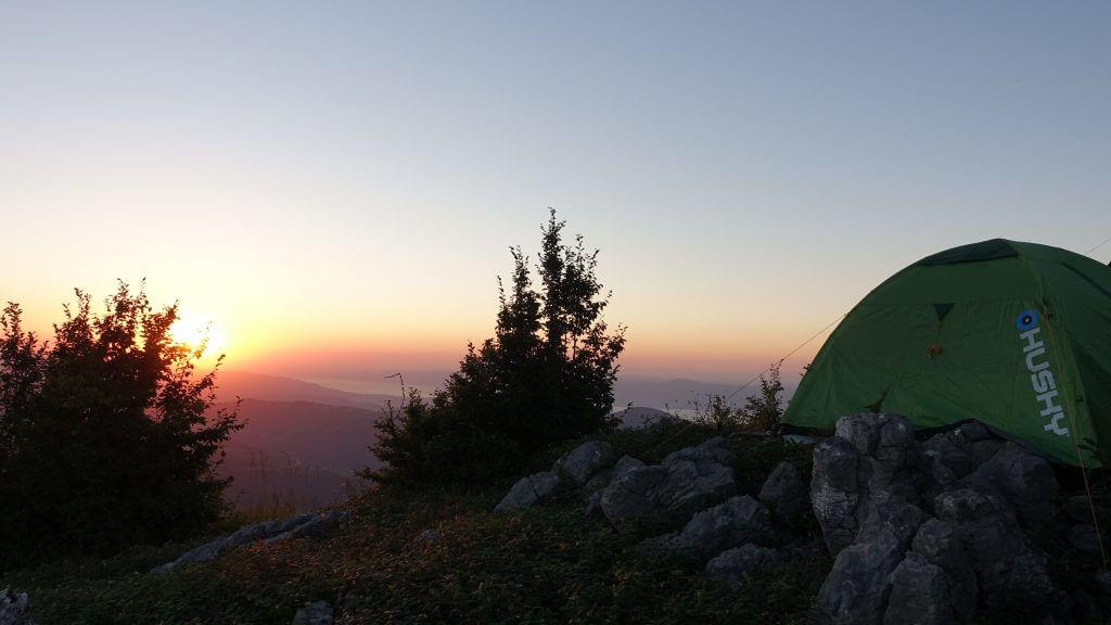 Kayaüstü Yaylası Kocaeli kamp alanı