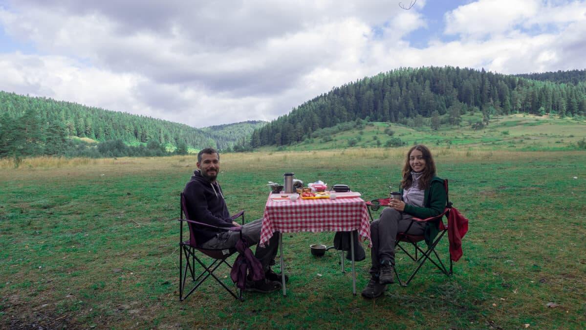 Uluyayla Bartın Karabük Kamp