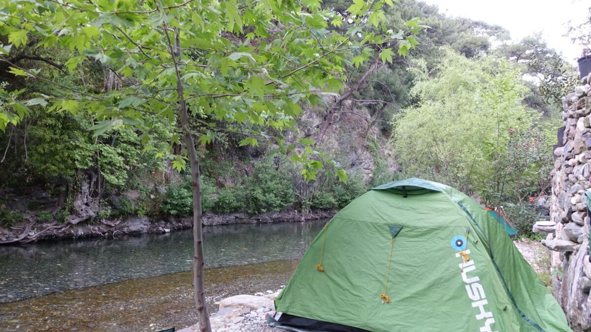 Akaleos Kamp Alanı