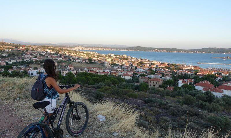 Ayvalık Cunda Bisiklet