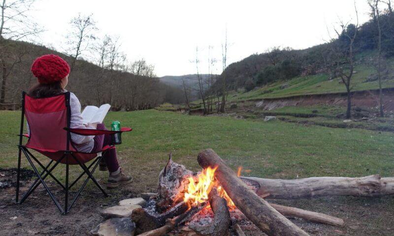 Hacıllı Köyü Kamp