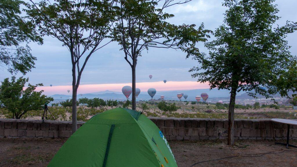 Kapadokya Kaya Camping
