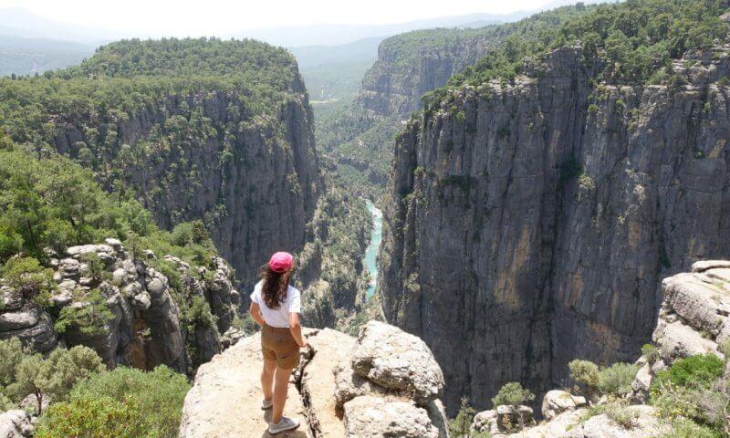 tazı kanyonu