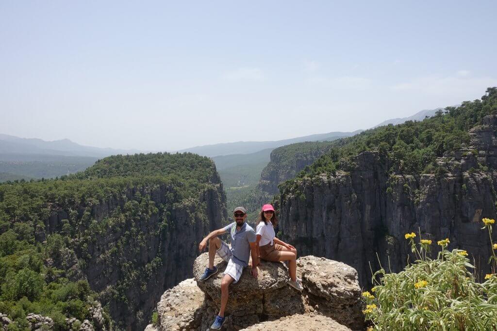 tazı kanyonu antalya