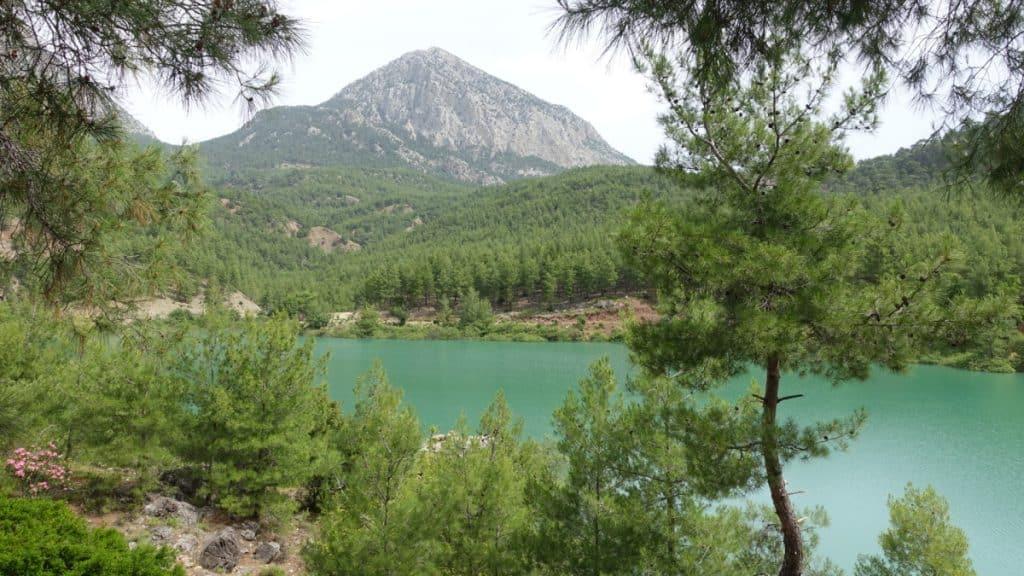 Doyran Göleti antalya kamp