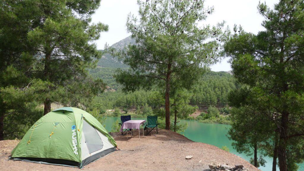 Doyran Göleti kamp