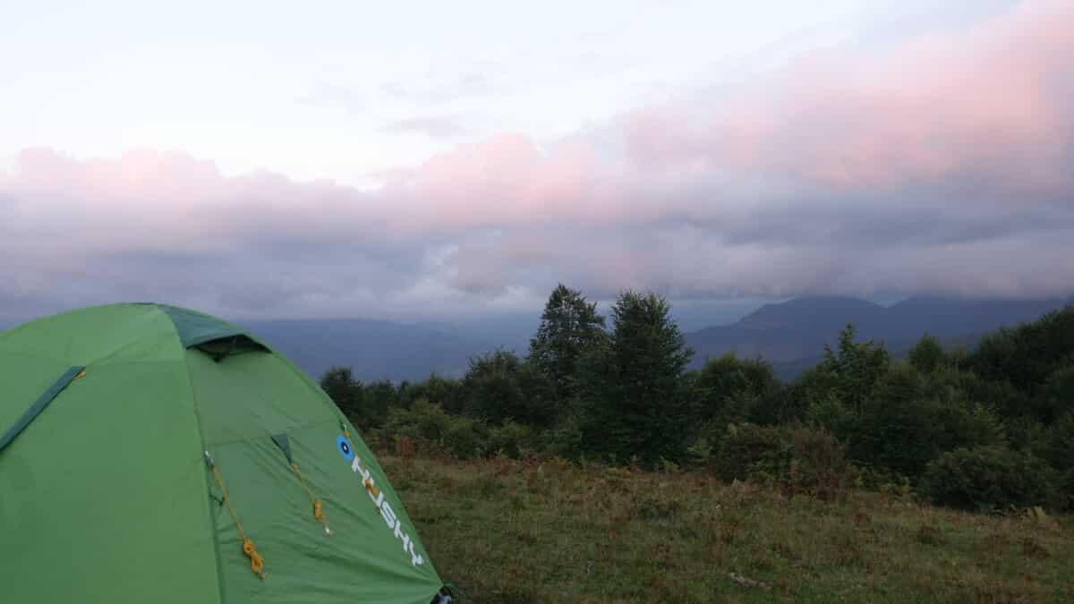 kamp yeri