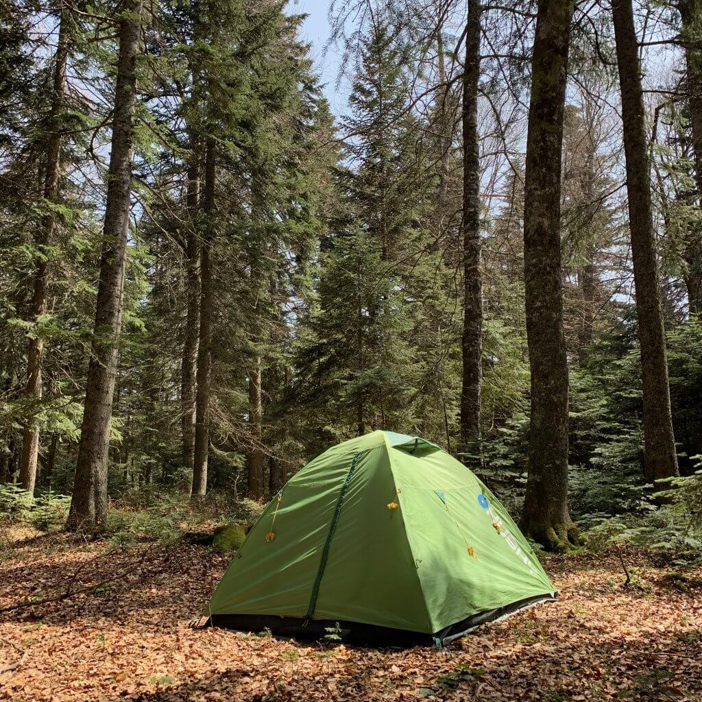 husky beast çadır