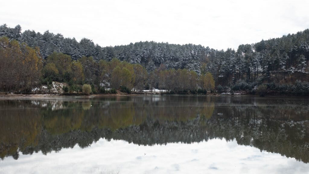 Baraklı Göleti Bursa kamp