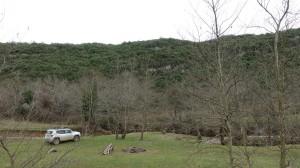 Hacıllı köyü kamp alanı