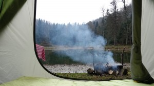 Torkul Göleti kamp
