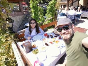 Yeşilyurt Köyü Kahvaltı