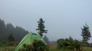 Kümbet Yaylası Kamp