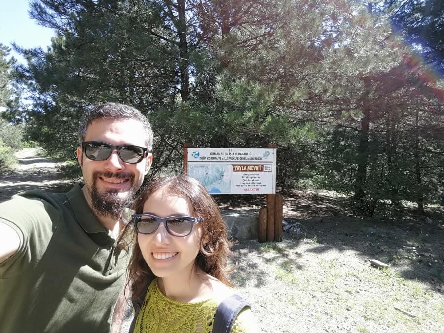 Yayla Mevki Kazdağları Kamp Alanı