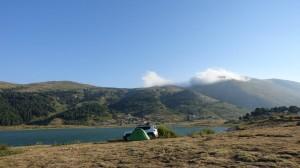 Kırkpınar Yaylası Çankırı Ilgaz Kampı