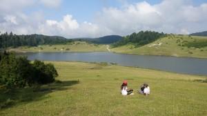 Sultanpınar Yaylası Kamp Sakarya